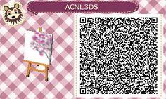 cherry blossom QR code acnl by Terfiann on DeviantArt