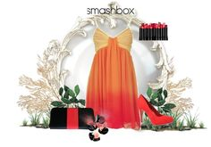 """A Perfect Pair with Smashbox"" by lovelysandy5 ❤ liked on Polyvore"