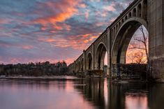 """""""Winter Sunset on the James"""" by Yung-Han Chang, photographed at the James River in Richmond, Virginia Winter Sunset, Donate Now, Richmond Virginia, Beautiful Places, America, River, Rivers"""