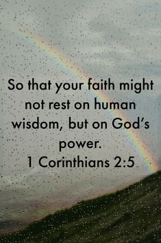 Positive Quotes Discover 1 Corinthians So that your faith might not rest on human wisdom but on Gods power. Prayer Verses, Prayer Quotes, Bible Verses Quotes, Bible Scriptures, Faith Quotes, Wisdom Quotes, Motivational Quotes For Life, Positive Quotes, Inspirational Quotes
