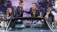 Little Mix claim first UK number one album with Glory Days - BBC News