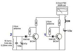 Simple 12V 5A power supply Regulator Circuit Diagram