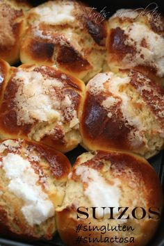 Barbacoa, Sweets, Bread, Vegan, Food, Gluten Free Scones, No Flour Cookies, Gluten Free Foods, Sugar Free Desserts