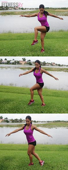 No Equipment Required Cardio: A fast, effective & fun calorie blaster!