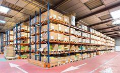 Étude de cas: automatisation de l'entrepôt de MGA à Lyon | Cas clients | www.mecalux.fr