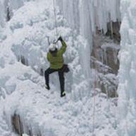 Fancy some ice climbing?