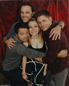 This photo is from Chicon, 2013… and there's a bit of a story behind it....(click for the rest)