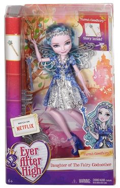 Ever After High Farrah Goodfairy In Box