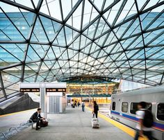 Westin Denver International Airport by Gensler: 2016 Best of Year Winner for Transportation