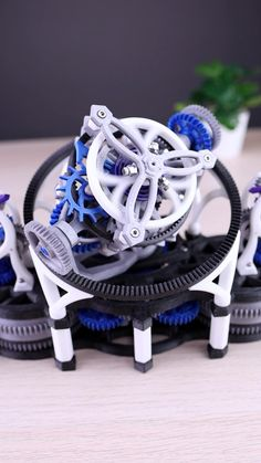 3d Printing Diy, 3d Printed Objects, Mechanical Design, Mechanical Engineering, Cool Gadgets To Buy, Plastic Design, Scrap Metal Art, 3d Prints, Cool Inventions