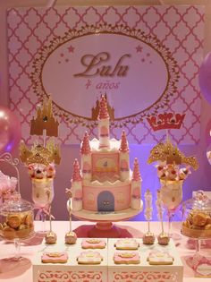 Princess Birthday Party Ideas | Photo 7 of 19
