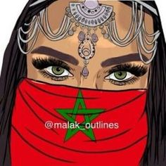 Miss Girl, Girly M, Hijab Cartoon, African Girl, Islamic Art, Cute Wallpapers, Art Pictures, Line Art, Art Sketches