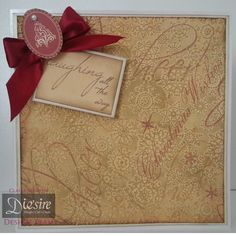 Crafters Companion Vintage Christmas Collection