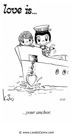 Love is... Comic Strip, Love Comic, Love Quotes, Love Pictures - Love is... Comics - Comic for Thu, Mar 13, 2014