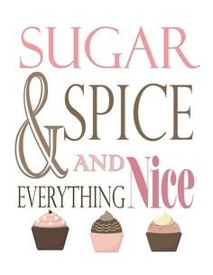 ...The Fast Lane! ♥: {Freebie Friday} Sugar and Spice & Everything Nice