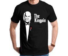 Daredevil - The Kingpin Tshirt Camiseta Camisa Tee