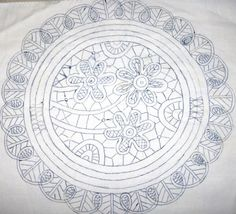 Hungarian RPL pattern Needle Lace, Bobbin Lace, Needle And Thread, Bruges Lace, Romanian Lace, Lace Art, Lacemaking, Point Lace, Lace Patterns