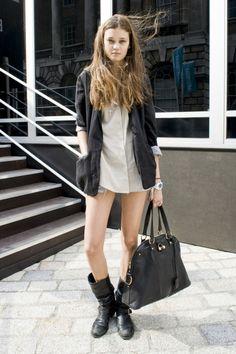 レディース - 海外のストリートスナップ・ファッションスナップ