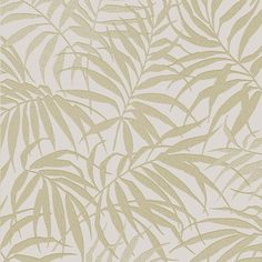 Tropic Wallpaper in Beige and Gold from the Pure Collection by Graham... (€79) ❤ liked on Polyvore featuring home, home decor, wallpaper, backgrounds, wallpaper samples, gold home accessories, graham brown wallpaper, beige wallpaper, floral pattern wallpaper and tropical home decor