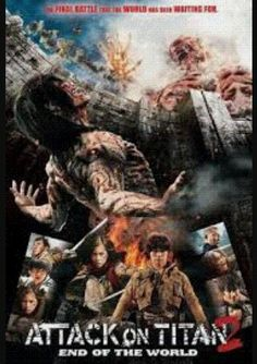 Attack on titan Live Action Part 2
