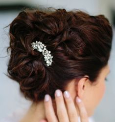 Romantic Wedding Hairstyles for Your Big Day. To see more: http://www.modwedding.com/2013/12/17/romantic-wedding-hairstyles-for-long-hair/