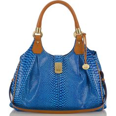 Brahmin Elisa Hobo Bag ($495) ❤ liked on Polyvore