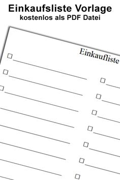 1000 images about vorlagen einkaufsliste on pinterest vorlage shopping lists and filofax. Black Bedroom Furniture Sets. Home Design Ideas