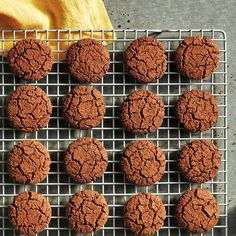 These Double-Ginger Gingersnaps Are Grain-Free. To make this keto, substitute the sugar.