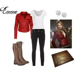 Fashion Inspired by Once Upon a Time Season 2 | Sparkle On and Wear Bows