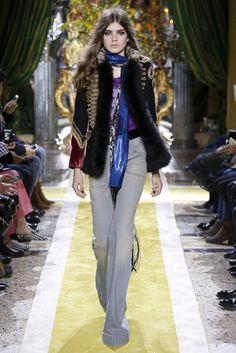 Roberto Cavalli, A-H 16/17 - L'officiel de la mode