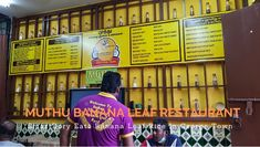 Muthu Banana Leaf Restaurant – Original Muthu Chettinad Mess Banana Leaf Plates, Banana Leaf Rice, Black Pepper Chicken, Parboiled Rice, Fish Curry, Chicken Stuffed Peppers, Rice Recipes, Leaves