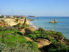 Praia da Rocha, Algarve, Portugal Portugal, Algarve, Best Golf Courses, European Vacation, Beautiful Love, The Locals, Sea, Explore, Adventure