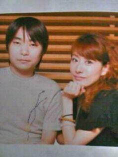 Ishida Akira & Romi Park  石田彰 & 朴ロ美