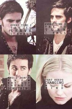 Captain Swan - Emma & Hook - Once Upon a Time