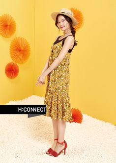 Yoona (SNSD) - H:Connect (Summer '17)   #SNSD#Yoona#Im Yoona#SNSD Yoona#H:Connect#H:Connect Yoona#SNSD Yoona*#H:Connect Summer 17