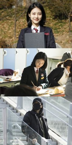 ASK K-POP tvN drama in the new `between Lee kometeu him Korean Actresses, Asian Actors, Drama Korea, Korean Drama, Cute Korean Girl, Asian Girl, Teen Web, Teen Images, Web Drama