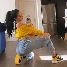 Creative and Modern Tips and Tricks: Urban Wear Tights urban fashion grunge clothes.Urban Fashion Shoot Photo Ideas urban wear for men beards. Style Outfits, Mode Outfits, Trendy Outfits, Summer Outfits, Girl Outfits, Fashion Outfits, Fashion Trends, Fashion Shoot, Fashion Ideas