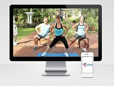 Healthwise Exercise TV - Fitness Online - Best Exercises for Weight Loss, Walk at Home, Yoga, Beginners Fitness and more! Workout Routine For Men, Abs Workout Video, Ab Workout Men, Gym Video, Workout Dvds, Ab Workout At Home, Workout For Beginners, At Home Workouts, Pelvic Floor Exercises