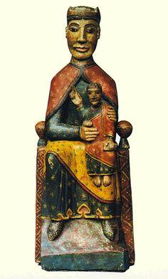Mare de Déu del Santuari de Núria