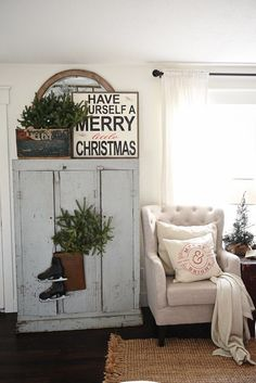 Cozy cottage Christm