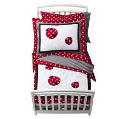 Target : Ladybug Toddler 5pc set : Image Zoom