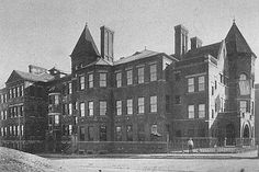 Old Photos of Newark NJ | Charlton Street School
