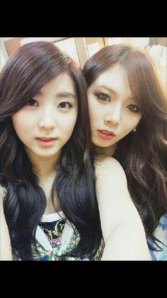 Seohyun&Hyuna