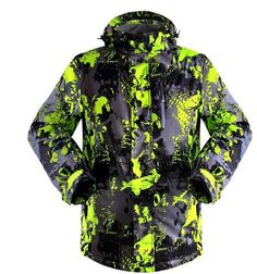 Waterproof Skiing Snowboard Jacket Outdoor Hiking Camping Snow Coats Mountaineering Outerwear