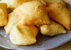 Pernuțe crocante din mămăliguță cu brânză sărată. Iată ce poți face cu mămăliguța rămasă pentru a doua zi!