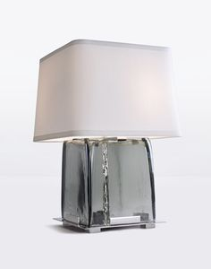 Fuse Lighting - London Table Lamp www.fuselighting.com