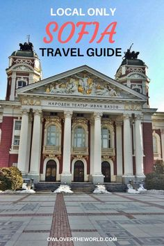 Sofia is a great travel destination. The Bulgarian capital is fast growing, multi-cultural, vibrant and affordable. The city has a lot to offer from history and traditions to art and fun. Sofia is not to be missed and you need to include it to your travel