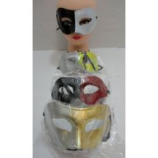 72 units of Masquerade Mask [Two Colors