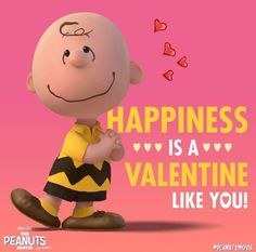 'The Peanuts Movie' – Celebrate Valentine's Day with the Peanuts Gang Snoopy Valentine's Day, Snoopy Comics, Snoopy Love, Snoopy And Woodstock, Happy Birthday Charlie Brown, Charlie Brown Valentine, Charlie Brown And Snoopy, My Funny Valentine, Valentines Art