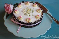 Ein New Hugo Birthday-Cheesecake von Jankes Soulfood | Das Knusperstübchen